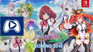 Playasia and Niche Gamer Giveaway for Limited Edition of Omega Labyrinth Life