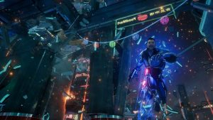 Extra Edition Update Now Available for Crackdown 3
