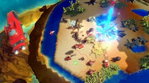 "Hex-Based RTS Game ""Tactical Galactical"" Announced"