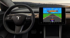 Unity and Unreal Engines Coming to Tesla Cars