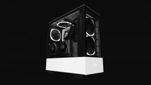 NZXT Introduces the H510 Elite Premium Mid-Tower PC Case