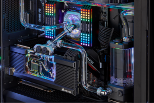 Corsair Now Selling Custom Water Cooling Gear With Hydro X Series