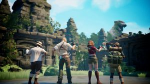 Jumanji: The Video Game Announced for PC and Consoles