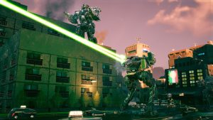 Urban Warfare Expansion Out Now for BattleTech