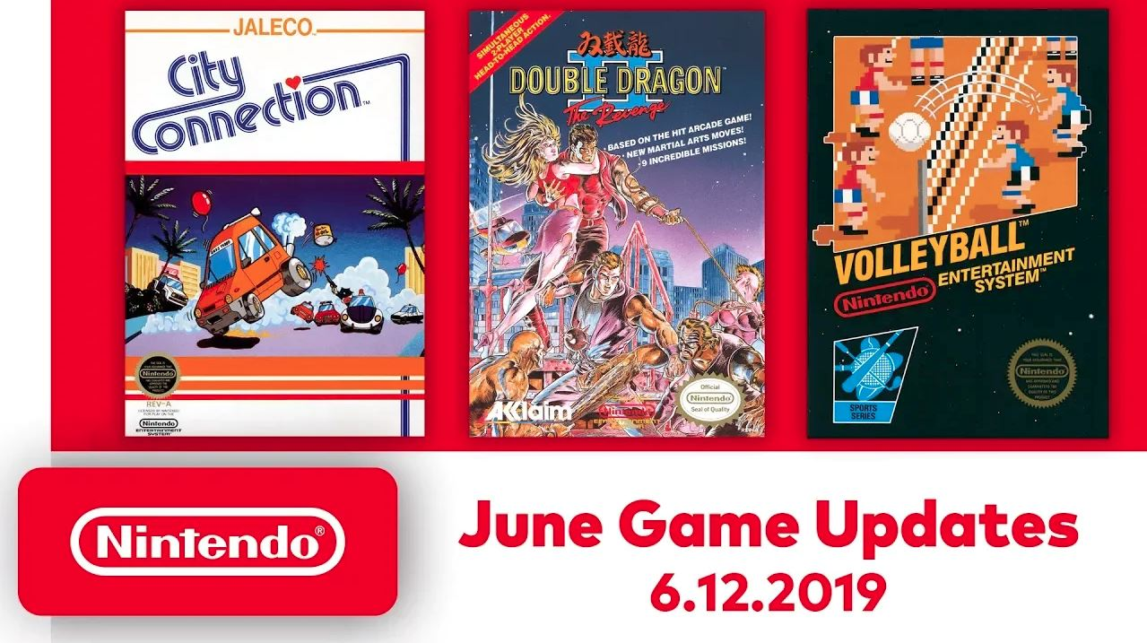 Nintendo Switch Online Adds More Nes Games City Connection