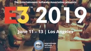 E3 2019 Press Conference and Streaming Schedule