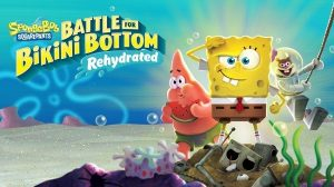 SpongeBob SquarePants: Battle for Bikini Bottom – Rehydrated Announced for PC and Consoles