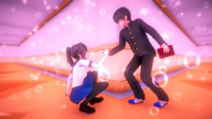 First Look at the Intro Cutscene for Yandere Simulator