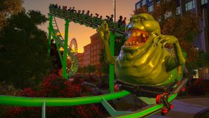 Ghostbusters DLC Now Available for Planet Coaster