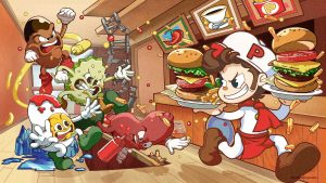 BurgerTime Party Heads West in Fall 2019