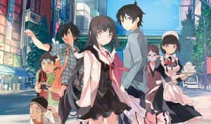 Akiba's Trip: Hellbound & Debriefed Heads West for PC, PS4