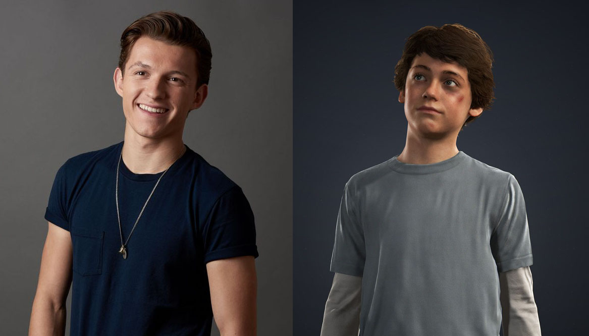 Tom Holland To Star As Nathan Drake In Uncharted Movie Premiere