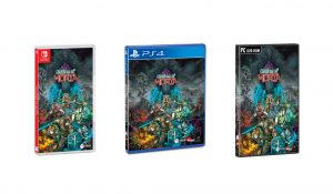 Pricing, Physical Releases Announced for Children of Morta