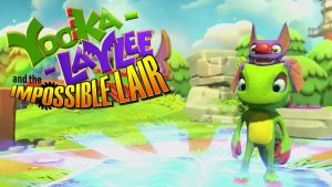 Yooka-Laylee and the Impossible Lair Announced for PC and Consoles