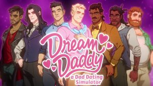 Dream Daddy: A Dad Dating Simulator Gets Switch, Mobile Ports