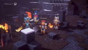 Minecraft Dungeons Launches in Spring 2020