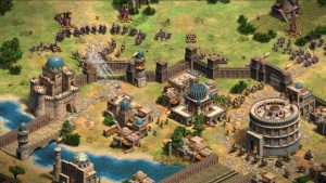 Debut Gameplay for Age of Empires II: Definitive Edition, Launches Fall 2019