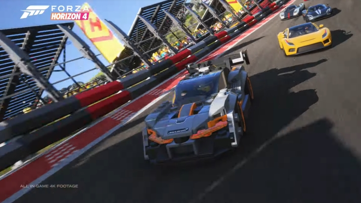 forza horizon 4 lego speed champions expansion launches. Black Bedroom Furniture Sets. Home Design Ideas