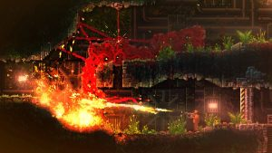 """Reverse Horror"" Game Carrion Gets Console Ports, New Trailer"
