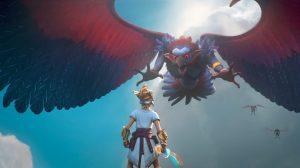 "Ubisoft Reveals ""Storybook Adventure"" Game Gods & Monsters for PC and Consoles"