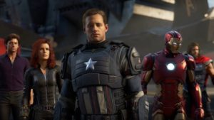 Marvel's Avengers Delayed to September 4