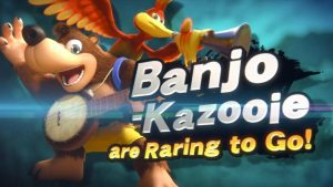 Banjo Kazooie DLC Character Announced for Super Smash Bros. Ultimate