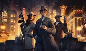 "Paradox Interactive and Romero Games Announce Mafioso Game ""Empire of Sin"" for PC and Consoles"