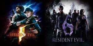 Resident Evil 5 & 6 Coming to Switch This Fall
