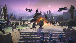 New Trailer for Age of Wonders: Planetfall Showcases Zombie Cyborgs