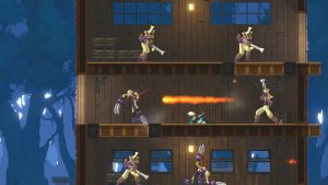 2D Action-Platformer Foregone Announced