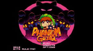 Action-Platformer Phantom Gear Coming Soon to Sega Genesis