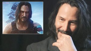Keanu Reeves: Video Games Don't Need Hollywood Actors to Be Legitimized
