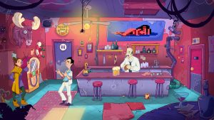 Leisure Suit Larry: Wet Dreams Don't Dry Now Available for PS4, Switch