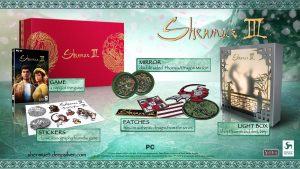 Limited Run Physical Collector's Edition Announced for Shenmue III