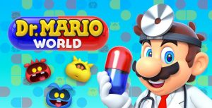 Dr. Mario World Launches July 10