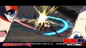 Kill La Kill IF Ryuko and Satsuki Character Trailers