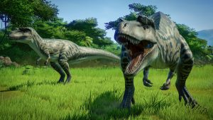 Claire's Sanctuary DLC Now Available for Jurassic World Evolution