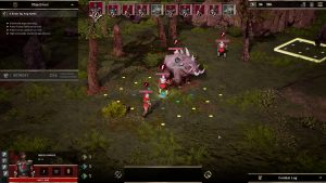 New Features Trailer for Tactical RPG Forged of Blood