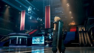 New Final Fantasy VII Remake Screenshots for Midgar, Shinra HQ, and More