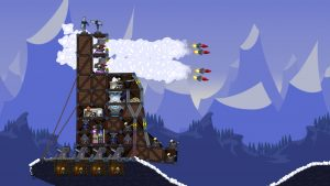 Physics-Based Strategy Game Forts Gets New DLC