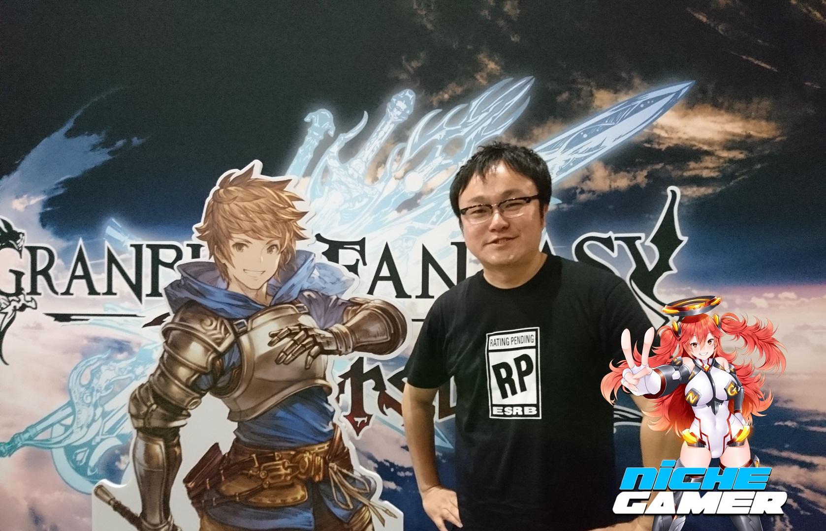 Kenichiro Takaki Interview – Granblue Fantasy: Versus, Changing Roles, and Staying Dedicated