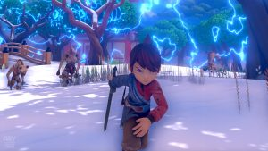 Ary and the Secret of Seasons E3 2019 Preview