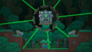 """Brutal Platformer """"Never Give Up"""" Launches August 13"""