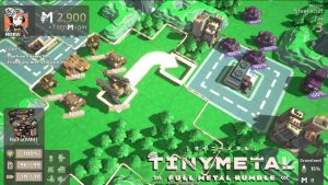 Tiny Metal: Full Metal Rumble Launches July 11