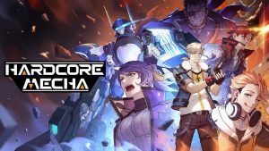 Glorious 2D Mecha Game Hardcore Mecha Now Available for PC