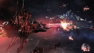 Chaos Campaign DLC Now Available for Battlefleet Gothic: Armada 2