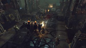 Big 2.0 Update Released for Warhammer 40,000: Inquisitor – Martyr