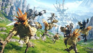 Sony Announces Live-Action TV Show Based on Final Fantasy XIV