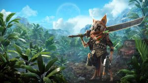 Biomutant E3 2019 Hands-on Preview