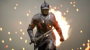 Mordhau Dev Won't Police Their Fanbase, Suggests Offended Players Use the Mute Function